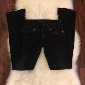 The guess jeans